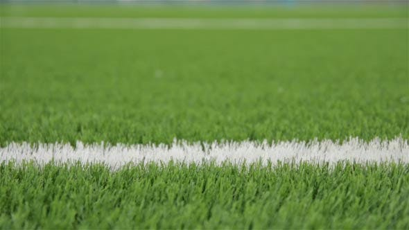 Thumbnail for White Line of the Soccer Field