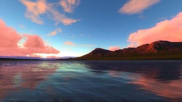 Thumbnail for Evening Lake