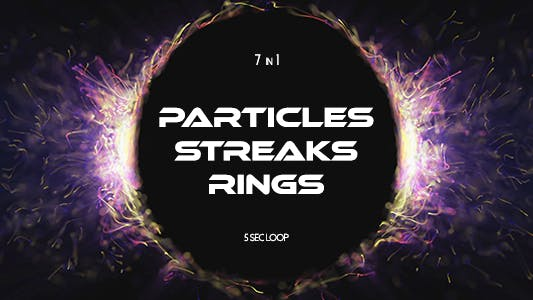 Thumbnail for Particles Streaks Rings
