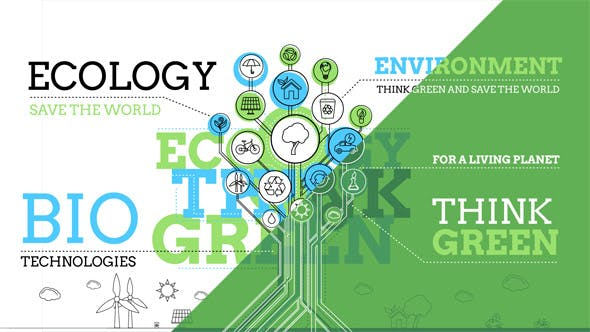 Cover Image for Ecology Infographics