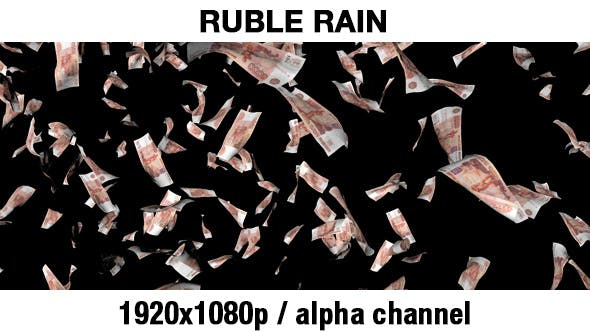 Thumbnail for Money Raining – Ruble
