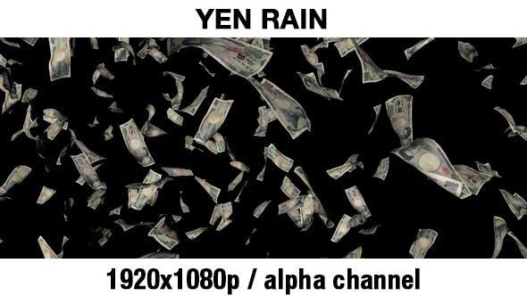 Cover Image for Money Raining – Yen