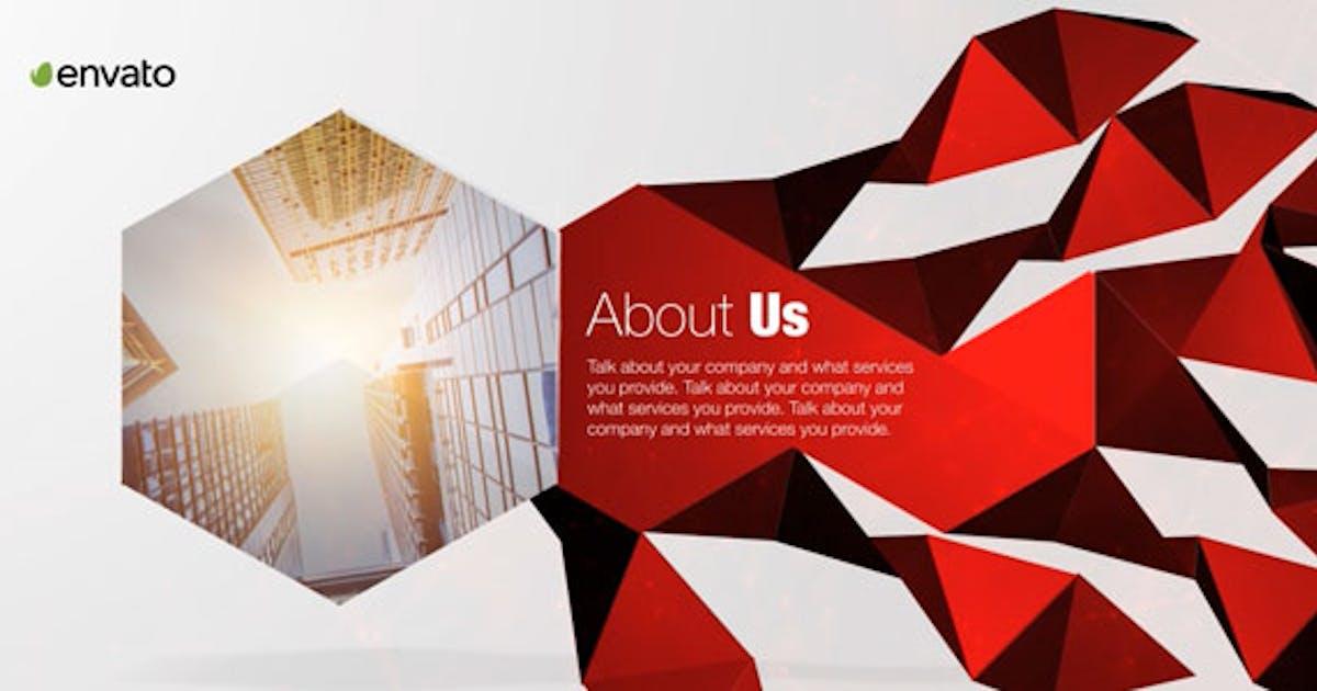 Download Corporate Polygon Presentation by Essron