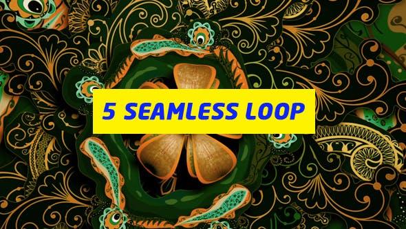 Flower VJ Loop
