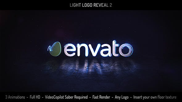 Thumbnail for Light Logo Reveal 2