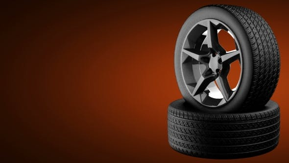 Thumbnail for Loop Rotate Car Wheel