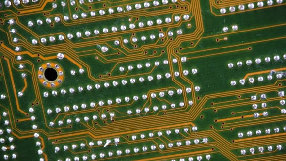 Thumbnail for PC Electronic Circuit Board