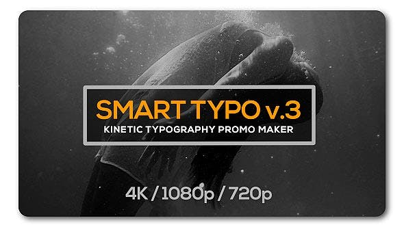 Thumbnail for Smart Typography Opener