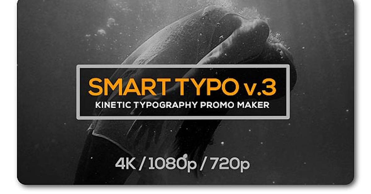 Download Smart Typography Opener by TranSMaxX