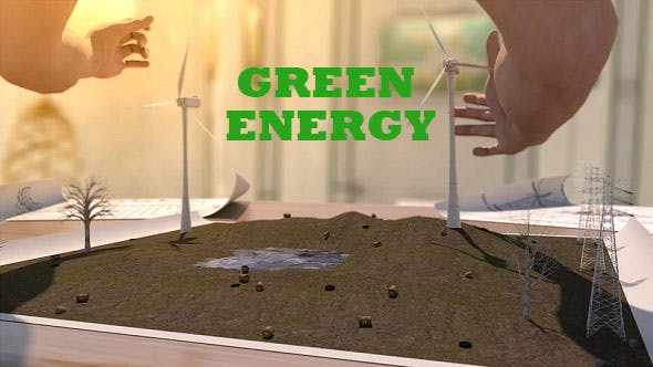 Thumbnail for Green Energy