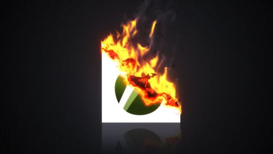 Thumbnail for Burning Paper Logo