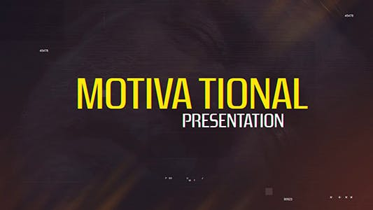 Thumbnail for Motivational Presentation