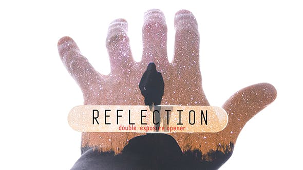 Cover Image for Reflection. Double Exposure Opener