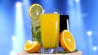 Juice In Night Club