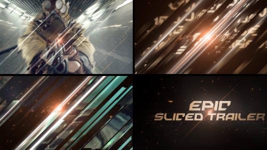 Thumbnail for Epic Sliced Trailer