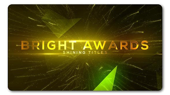 Thumbnail for Bright and Shine Awards Titles
