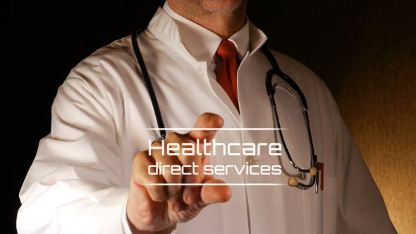 Thumbnail for Doctor Intro - Medical Logo
