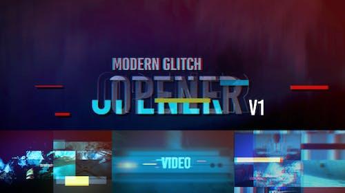 Glitch Opener V1