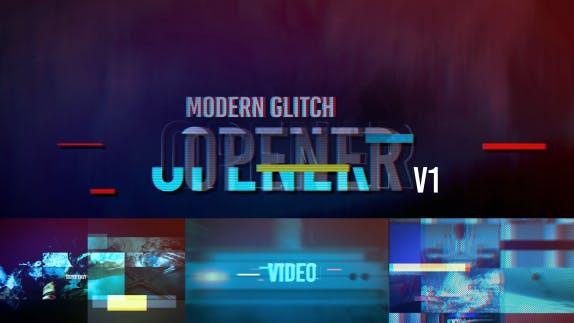 Thumbnail for Glitch Opener V1