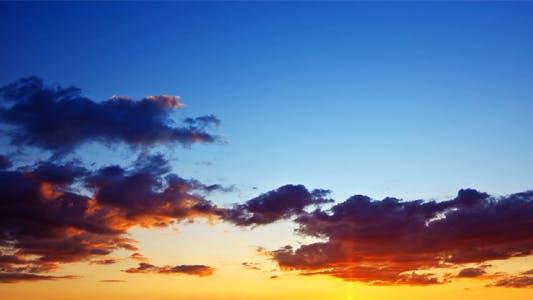 Thumbnail for Sunset - Timelapse
