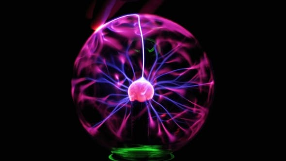Thumbnail for Plasma Ball and Lightning