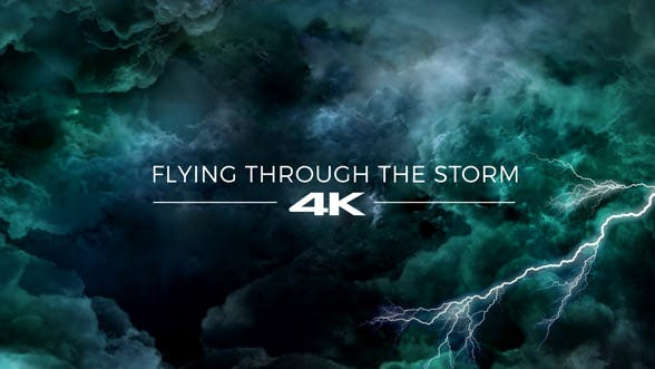 Thumbnail for Flying Through The Storm