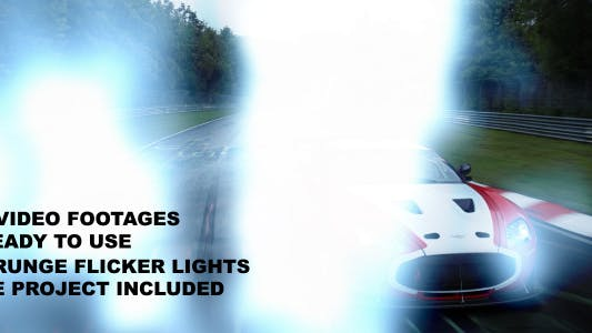 Thumbnail for Grunge Light flickers