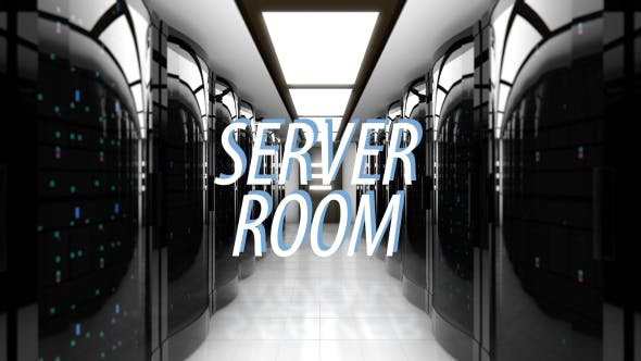 Thumbnail for Server Room Coming to Life