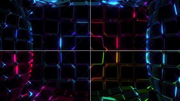 Thumbnail for Neon Gems Motion