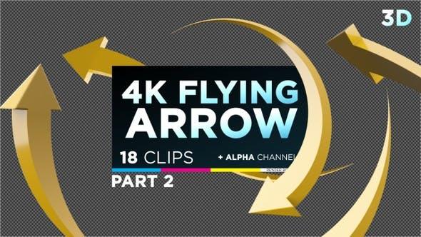 Flying Arrow Pack 2