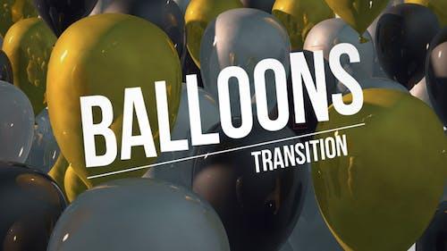 Balloons - Gold & Silver