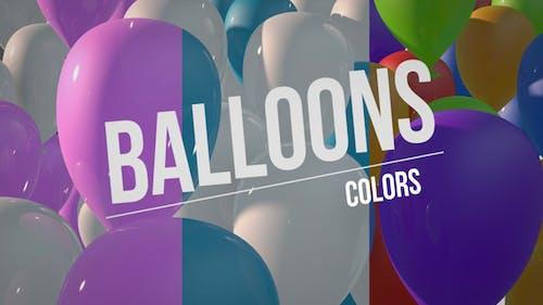 Ballons - Farben