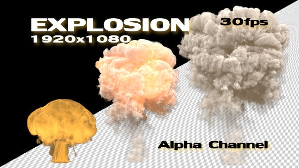 Cover Image for Explosion