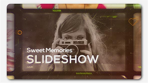 Cover Image for Sweet Memories Cinematic Slideshow