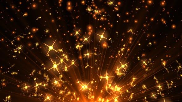 Golden Stars Sparks