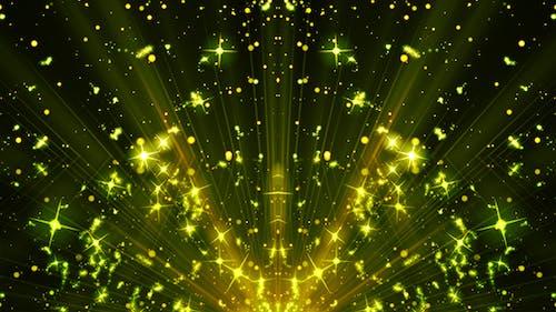 Symmetrical Sparks