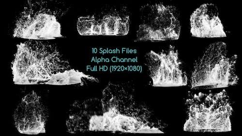 Water Foam Splash Pack