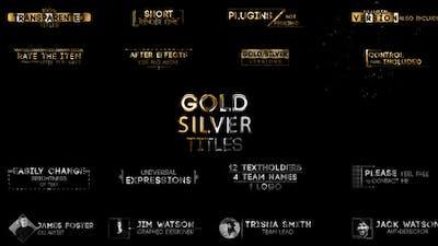Golden Titles V.2