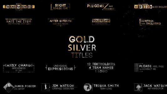 Thumbnail for Golden Titles V.2