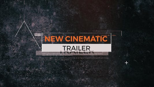 Thumbnail for CInematic Trailer