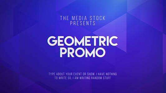 Thumbnail for Geometric Promo