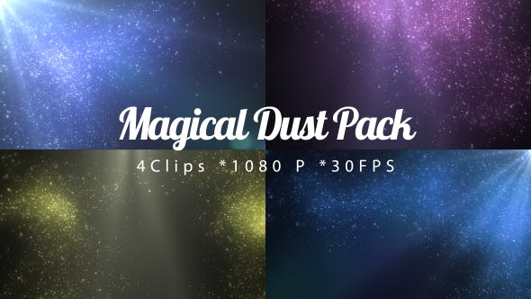 Thumbnail for Magical Dust Pack