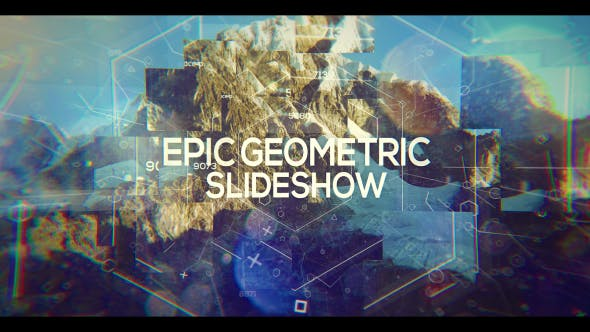 Thumbnail for Epic Geometric Slideshow
