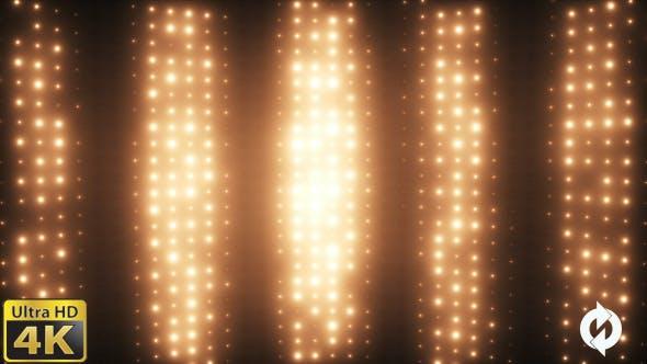 Thumbnail for Wall of Lights VJ - Loop v.2
