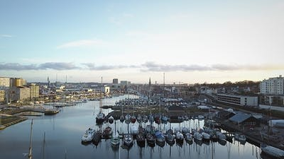 Yacht Harbour - Aarhus Denmark