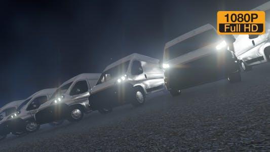 Thumbnail for Commercial truck fleet