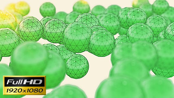 Thumbnail for Abstract Spheres #3