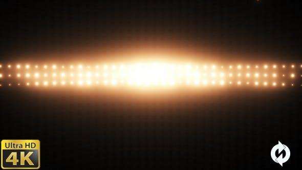 Thumbnail for Wall of Lights VJ - Loop v.4