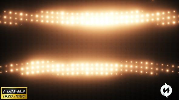 Thumbnail for Wall of Lights VJ - Loop v.5