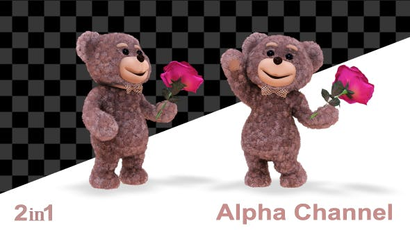 Thumbnail for Teddy Bear (2-Pack)